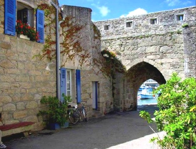 excursion à Concarneau en Bretagne