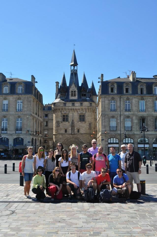 France Langue Bordeaux - Guided tour of Bordeaux